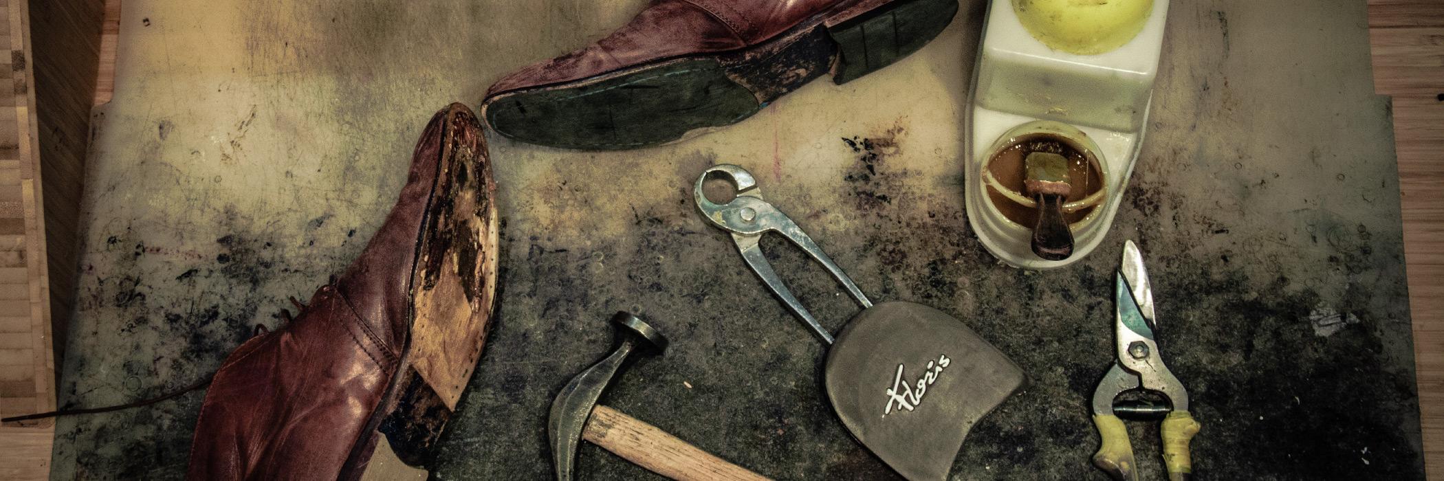 Rotonde Schoenmakerij - Schoen Reparaties